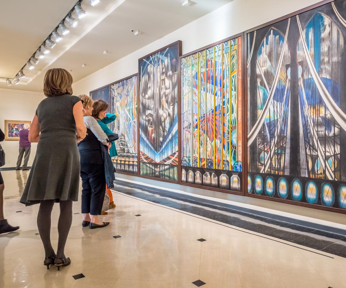 Newark Museum Gallery