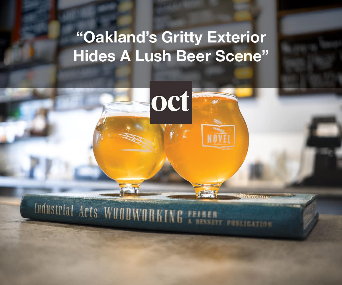 OCT Beer Accolade