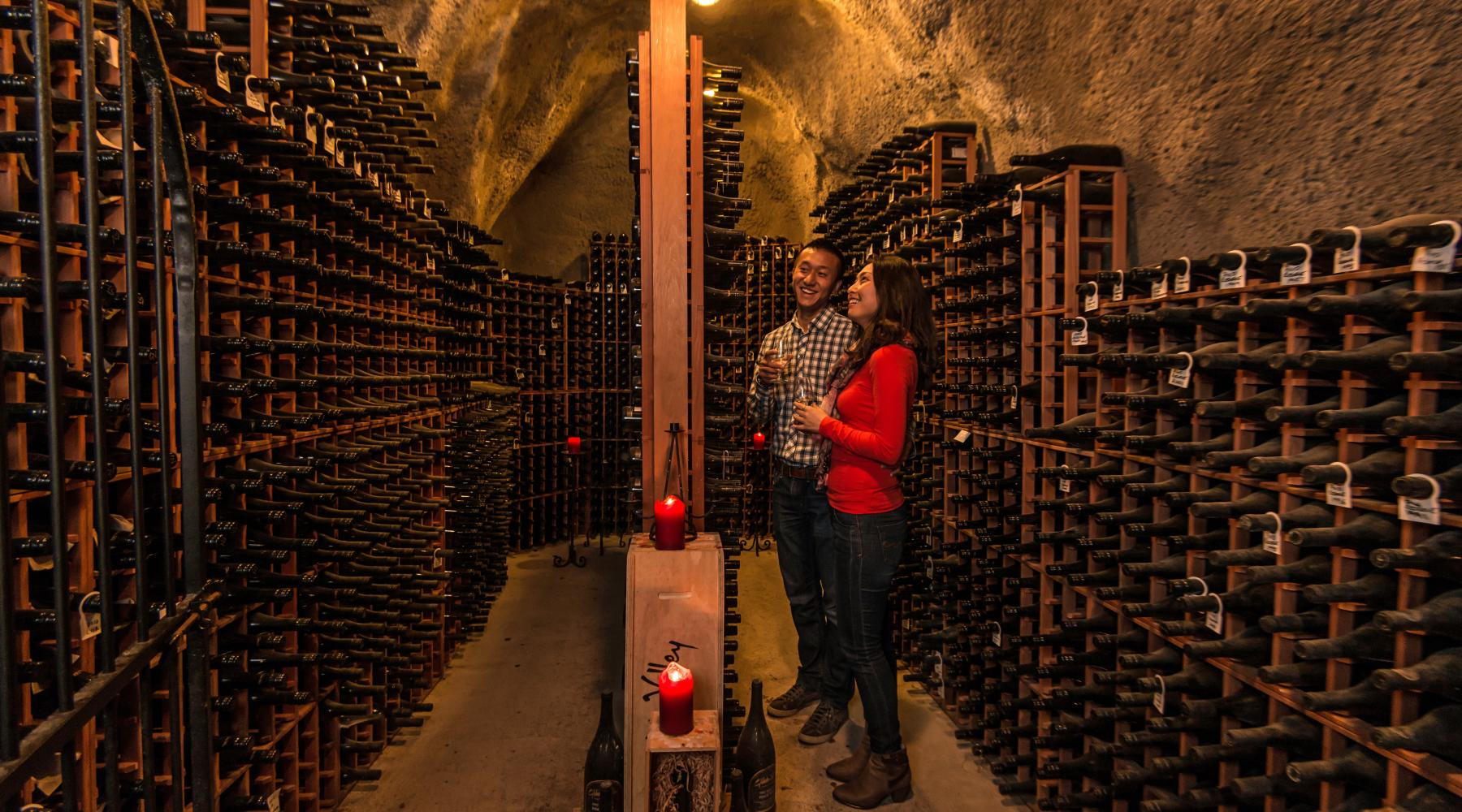 Wine Tasting Gibbston Valley Winery