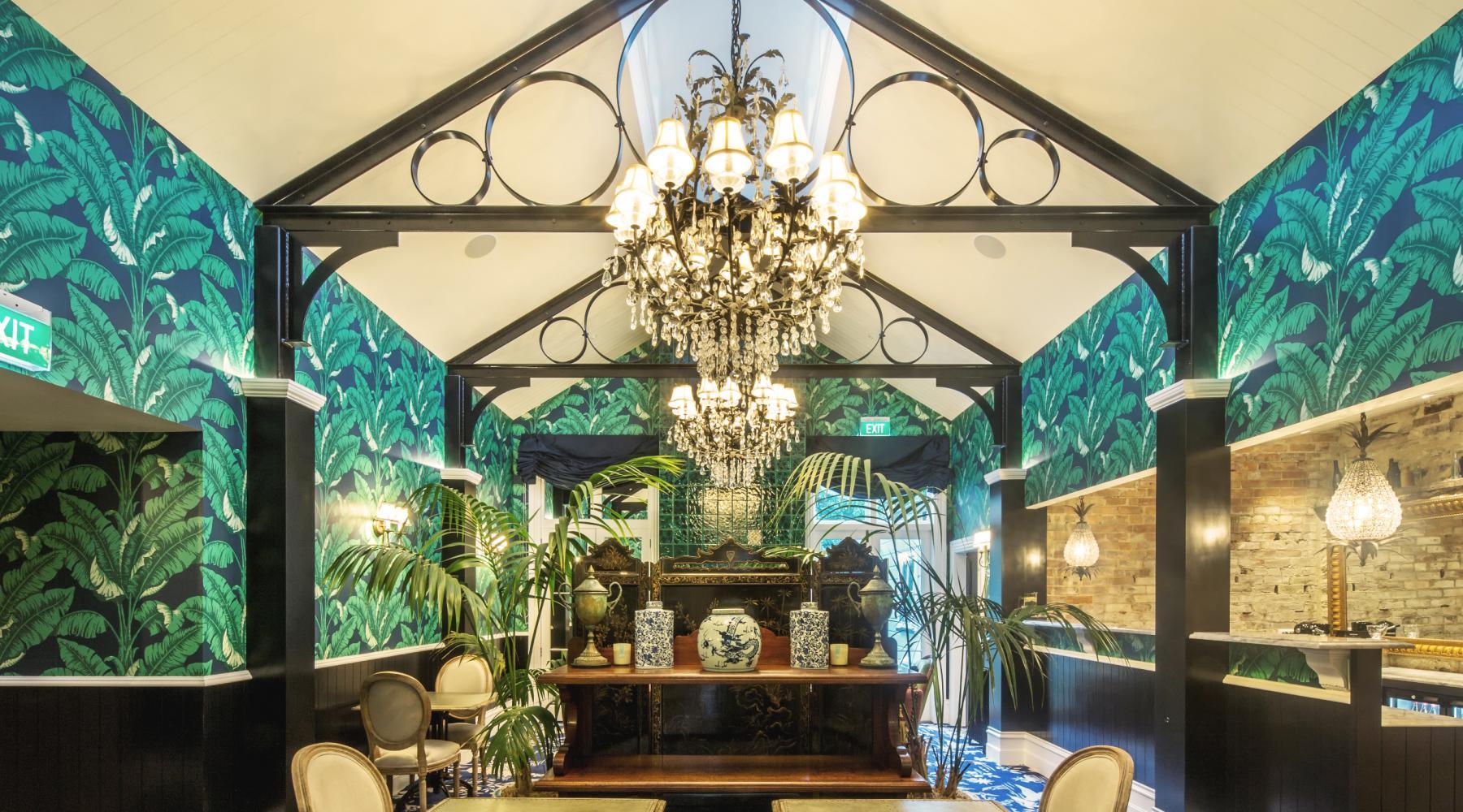 Hulbert House Boutique Lodge