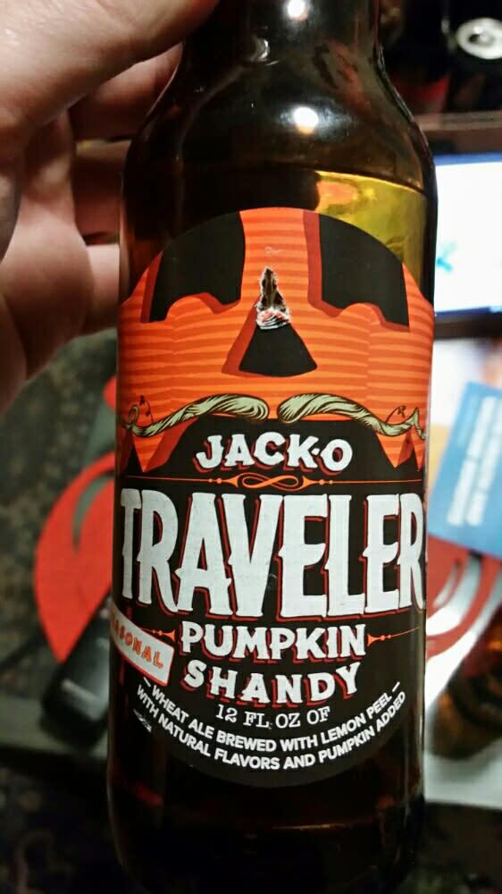 Jack-O Traveler