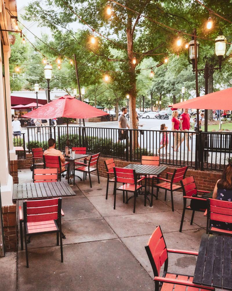 Birkdale Village Patio