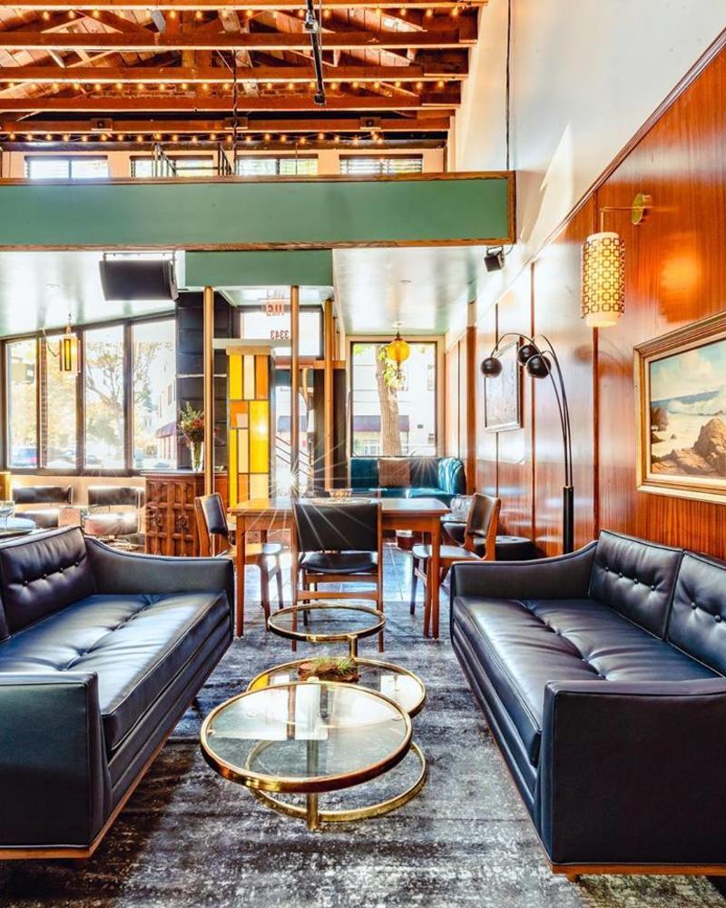 Interior of Bardo's Lounge