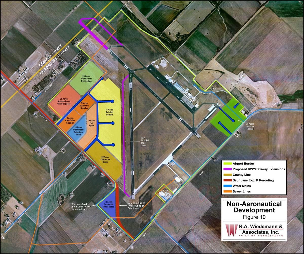BAZ Econimic Development Site Plan