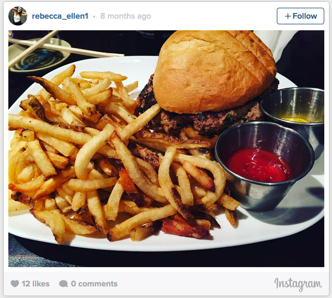 Sole Burger Instagram