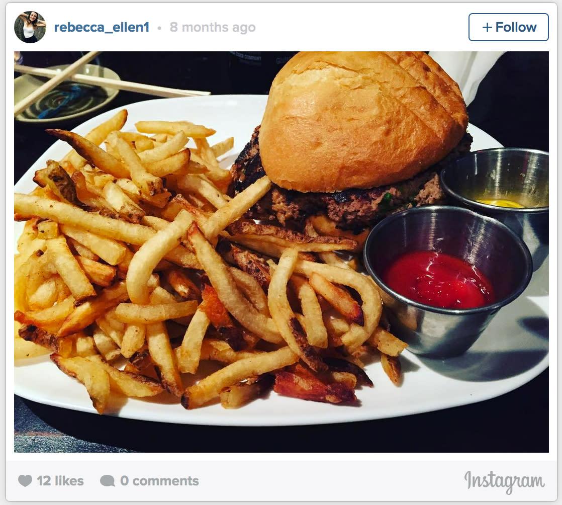 Sole Burger Instagram