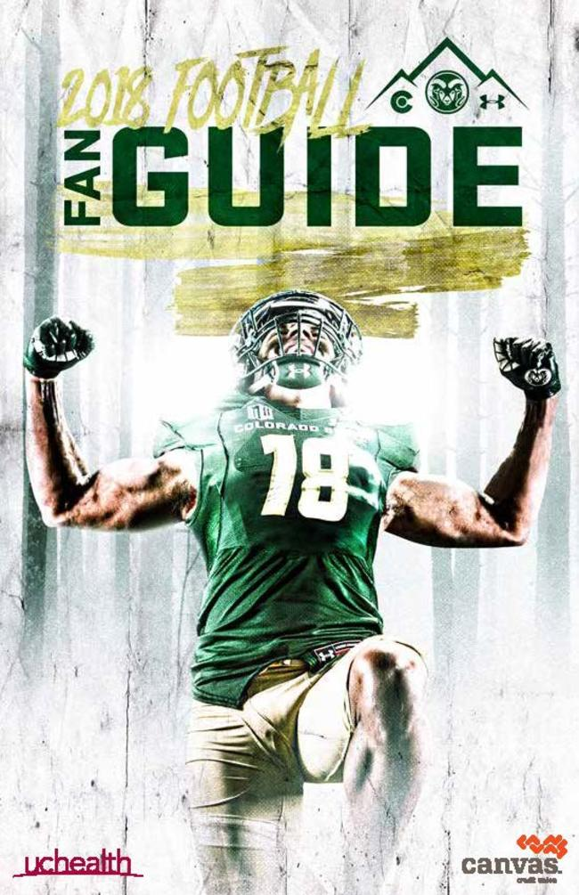 2018 CSU Game Day Fan Football Guide