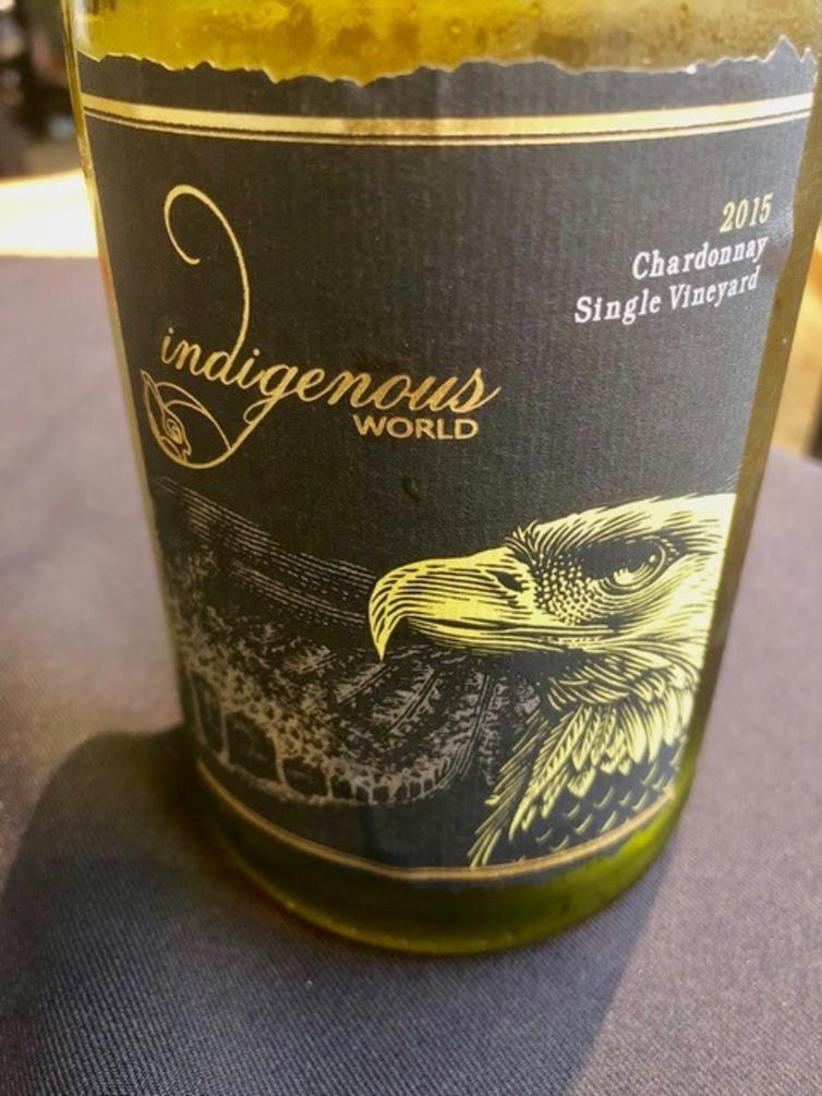 Indigenous World Winery - Chardonnay