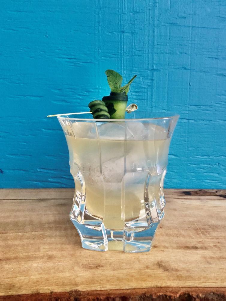Suffering Steward Cocktail