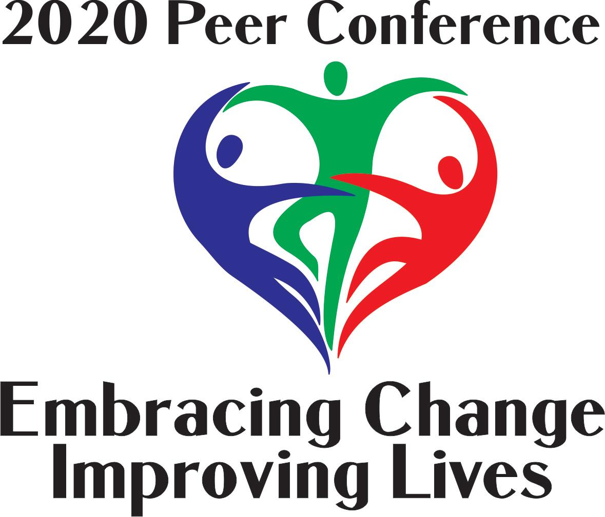 Michigan Disability Rights Coalition 2020 Peer Conference Logo