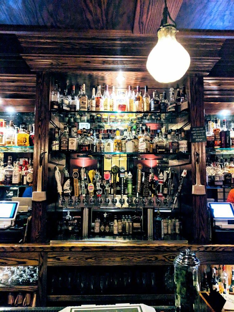 Wiseguy Lounge Bar