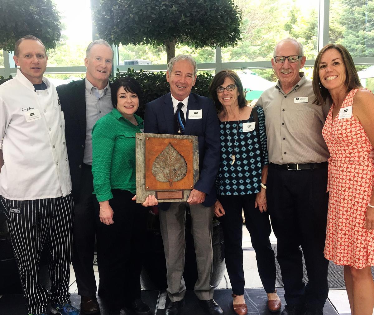 Visit Salt Lake Annual Tourism Award
