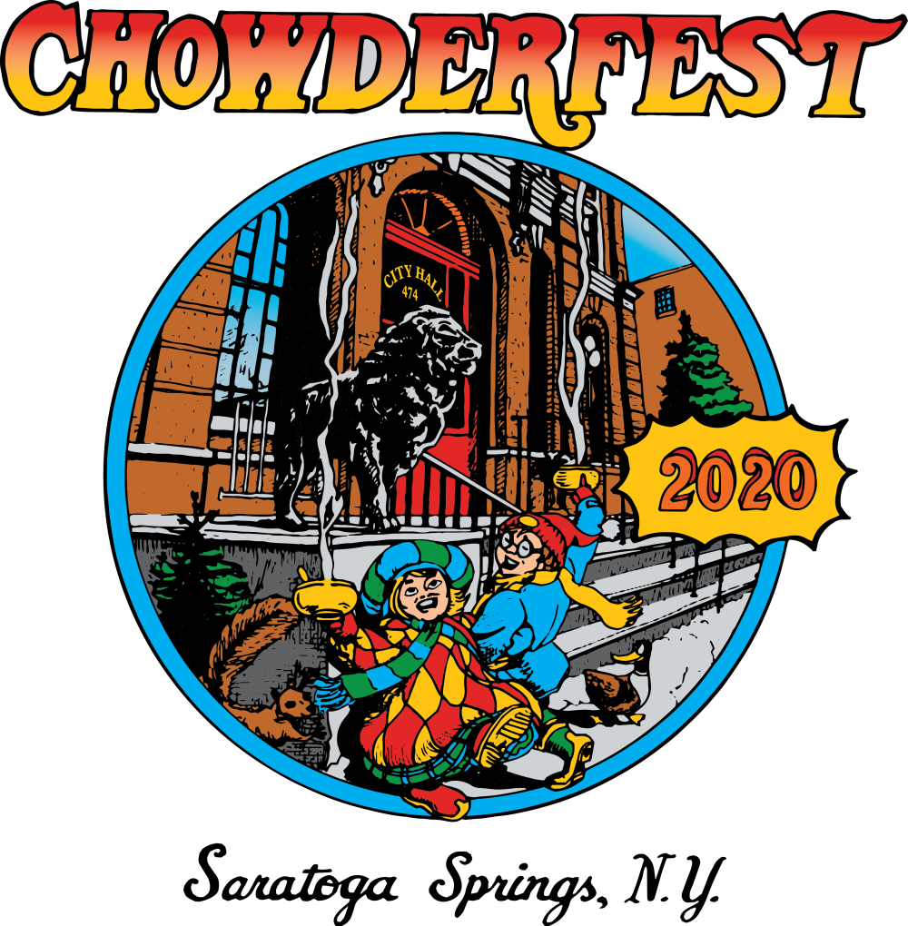 Chowderfest Logo 2020