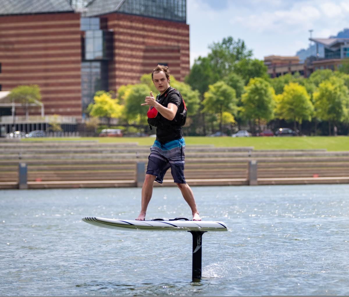ASI_Hydrofoil Board