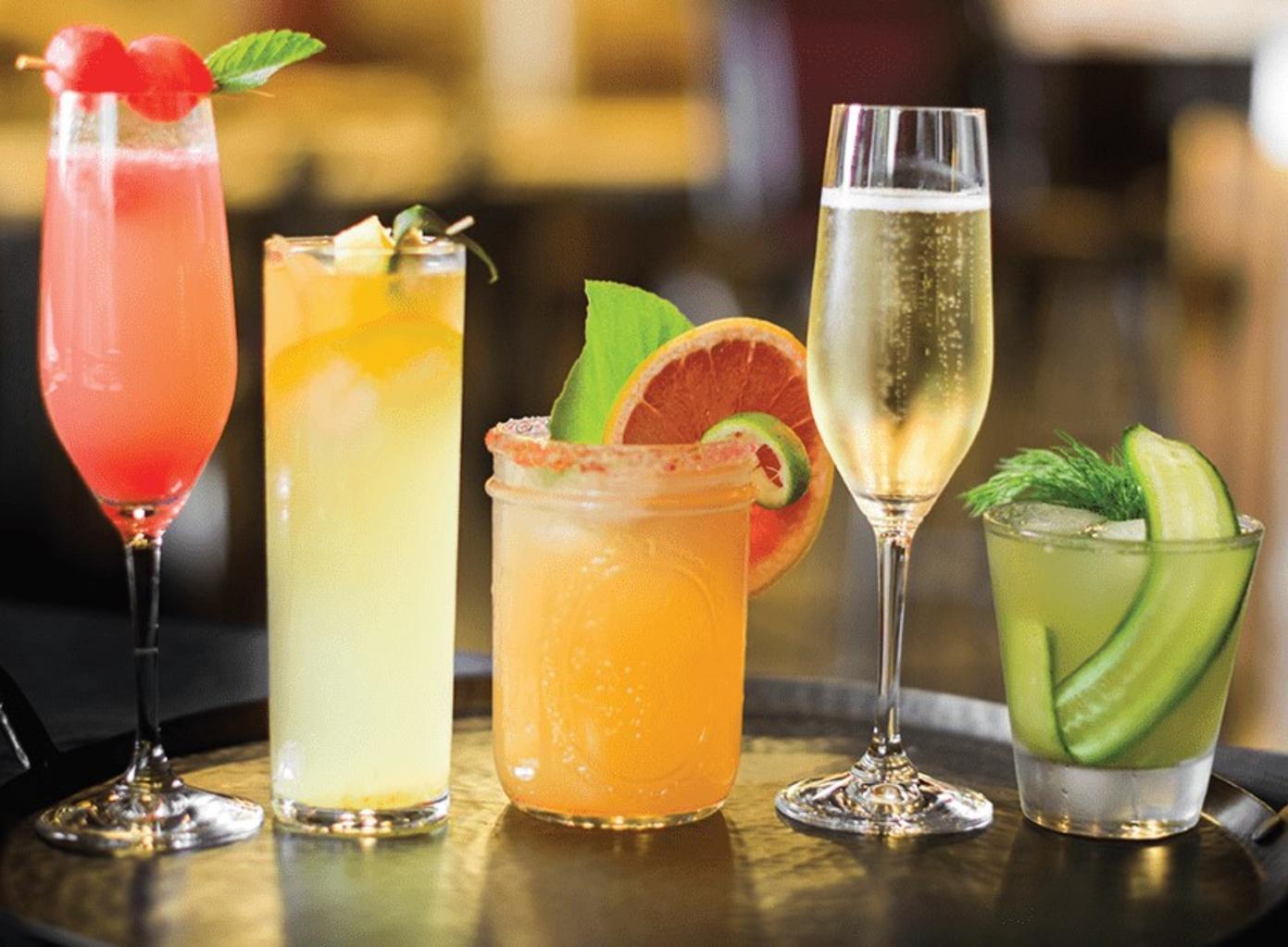 MKT Bar Happy Hour