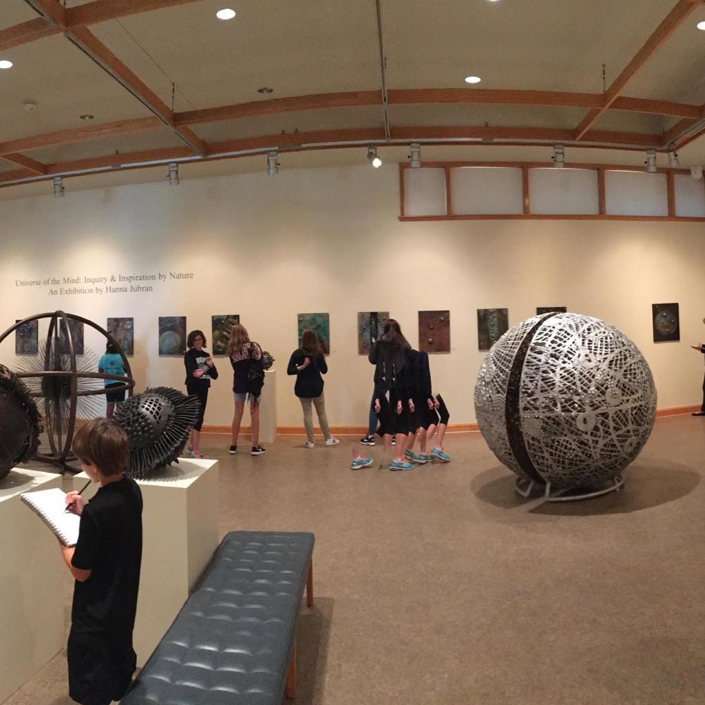 Greenville Museum of Art Tour