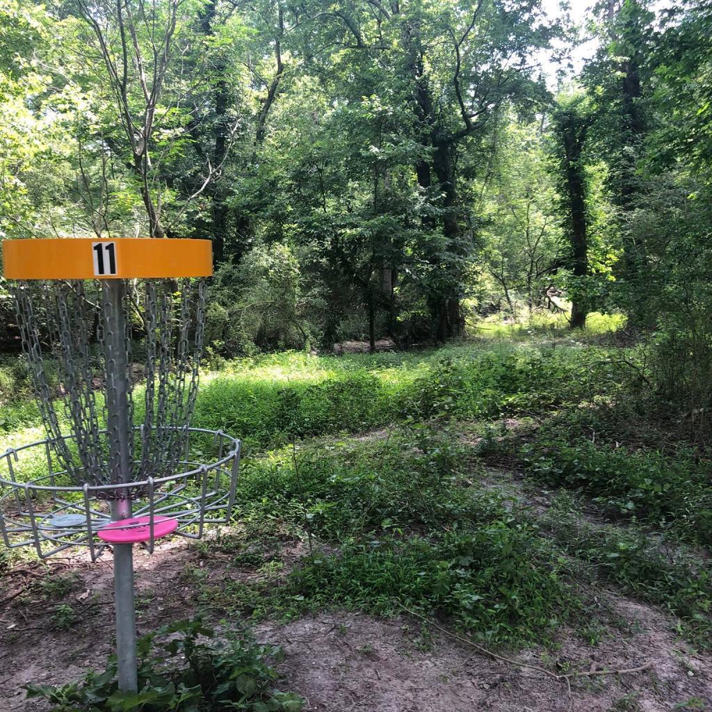 Farmville Disc Golf Course