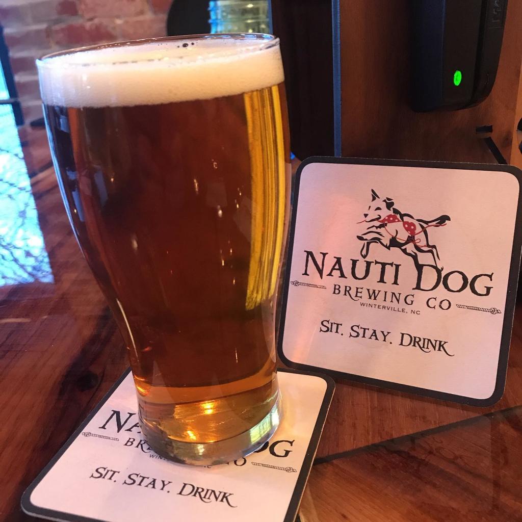 Nauti Dog Brewing Companny