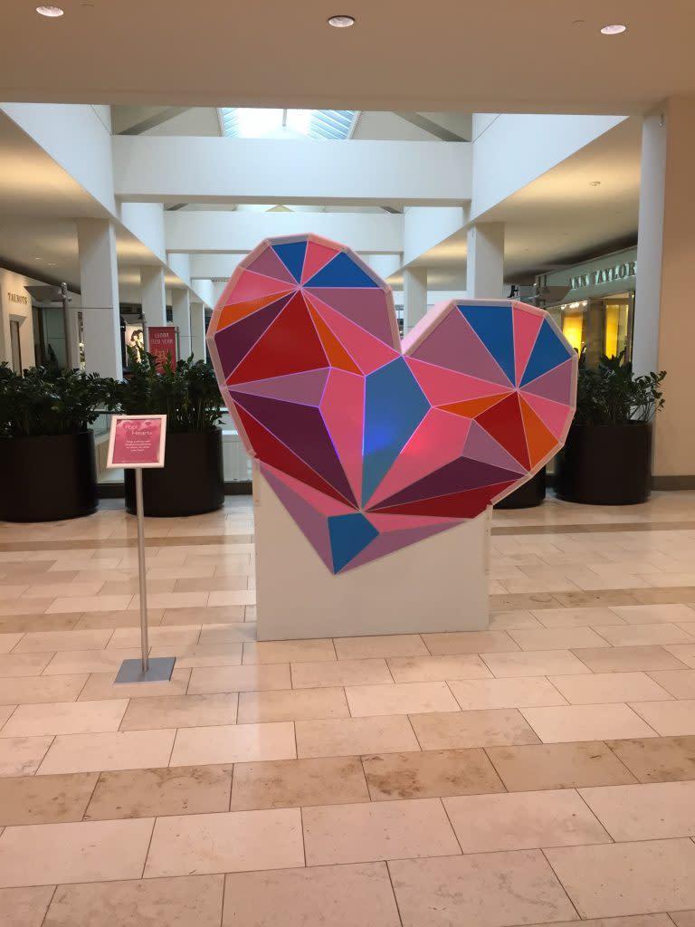 Bellevue Square Valentines Day