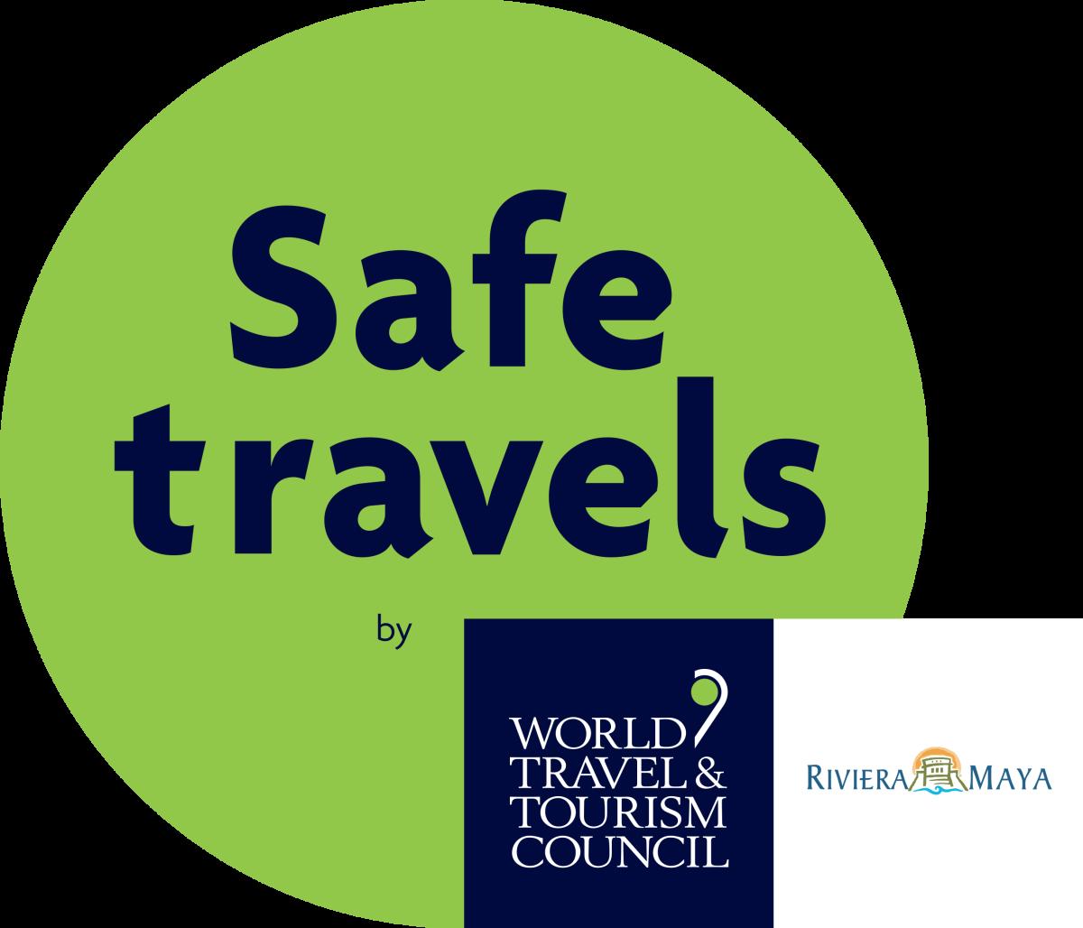 WTTC SafeTravels Stamp - Riviera Maya