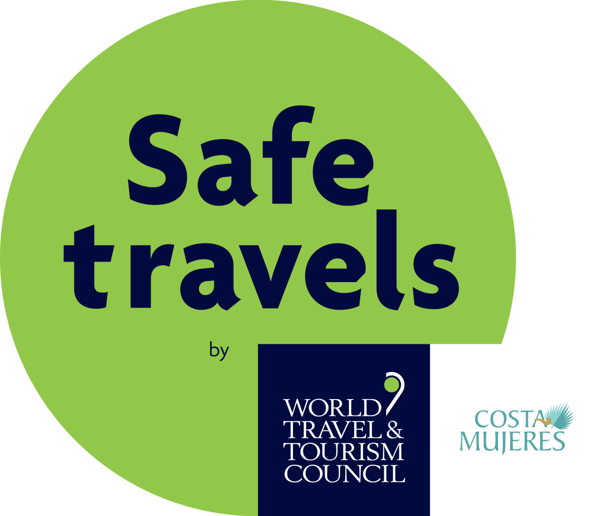 WTTC SafeTravels Stamp Costa Mujeres