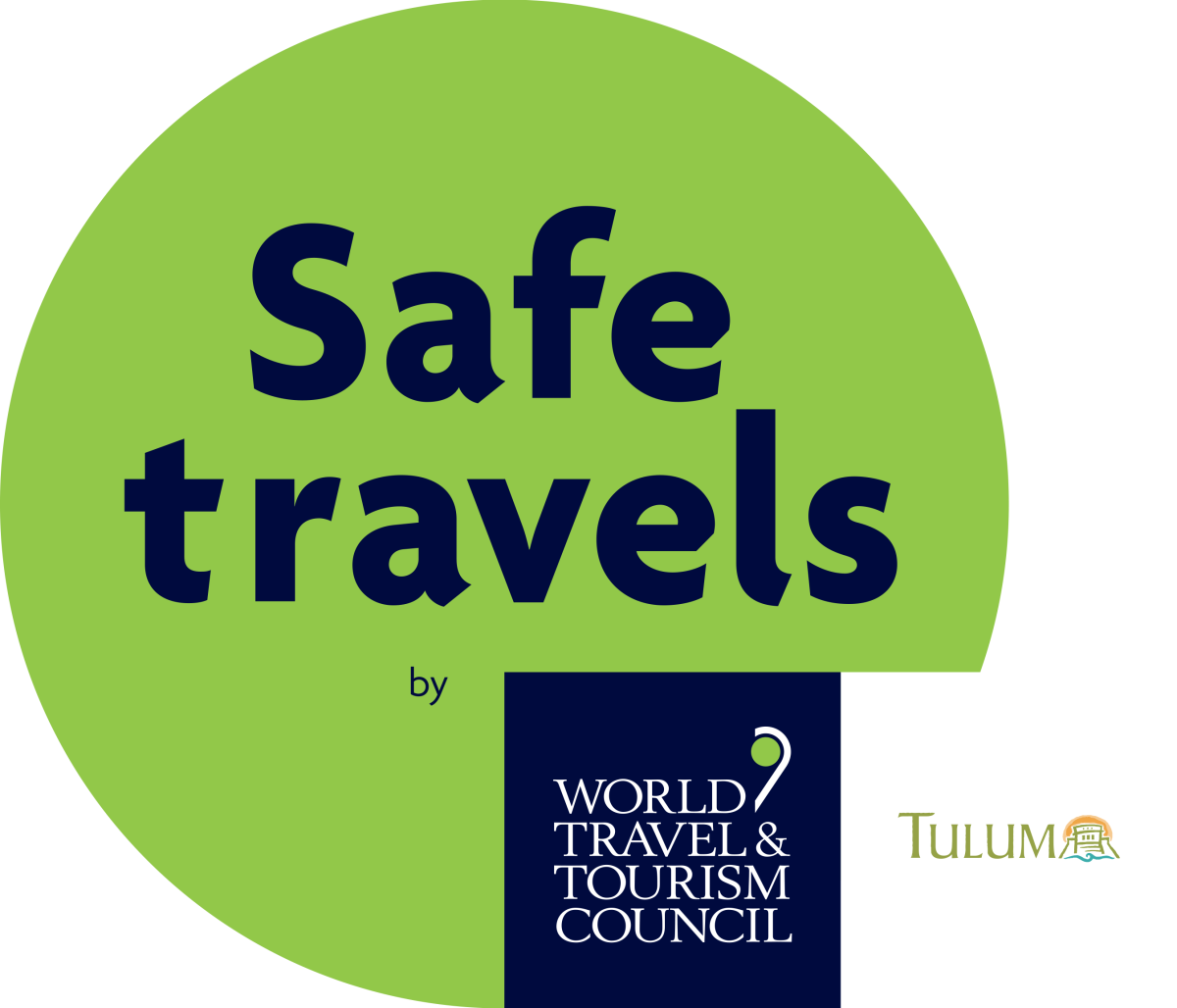WTTC SafeTravels Stamp - Tulum