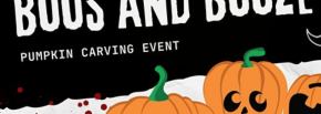 Boos and Booze | Pumpkin Carving Event