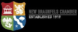 New Braunfels Chamber Logo Centennial