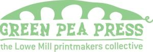 green pea press logo
