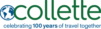 Logo for Collette Travel Company