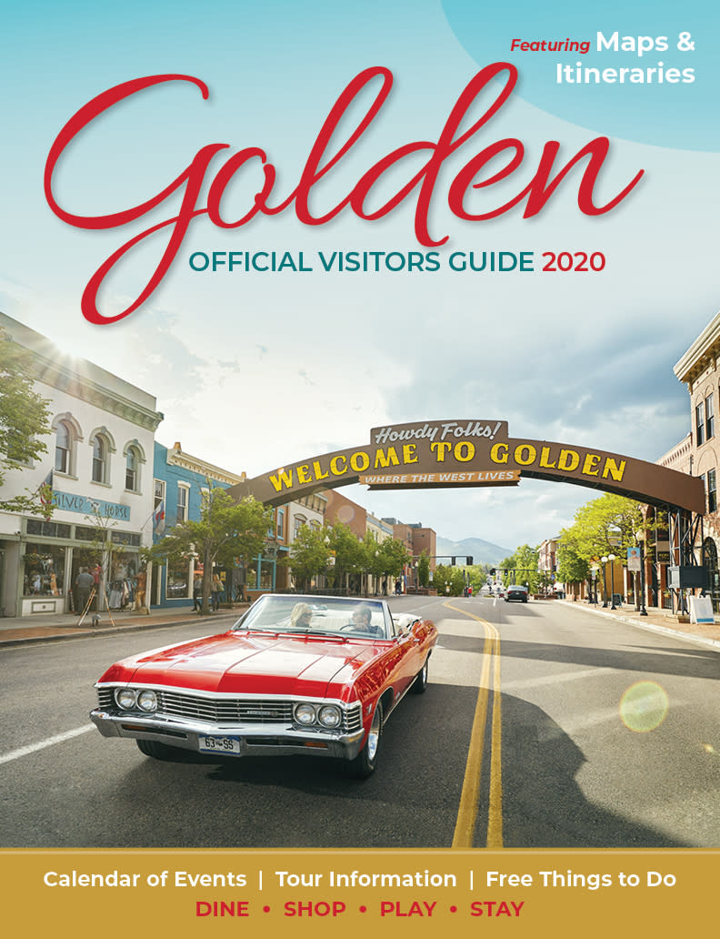 2020 Golden Visitors Guide Cover