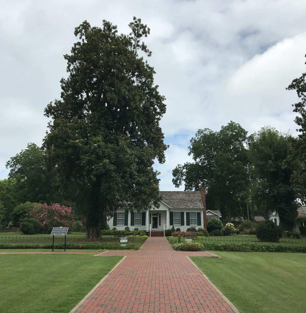 Carley's Adventures: Helen Keller's Birthplace