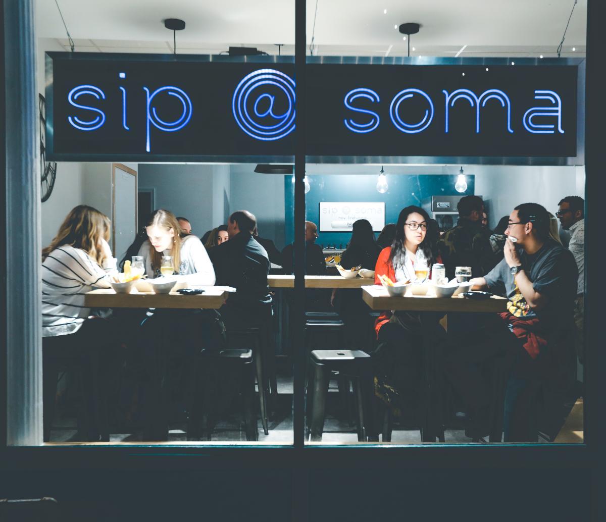 Sip@Soma