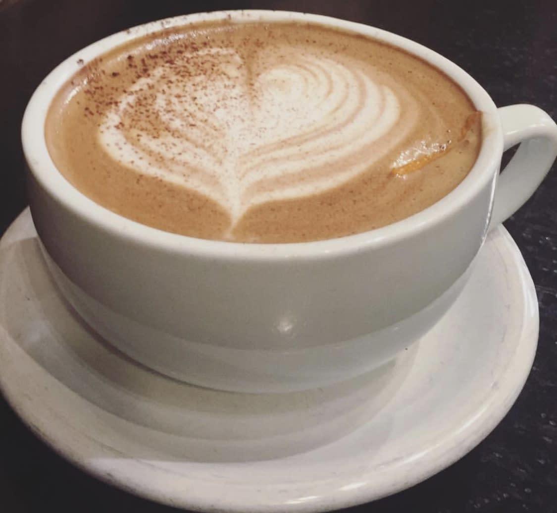 Vero Espresso House coffee by Melanie Griffin