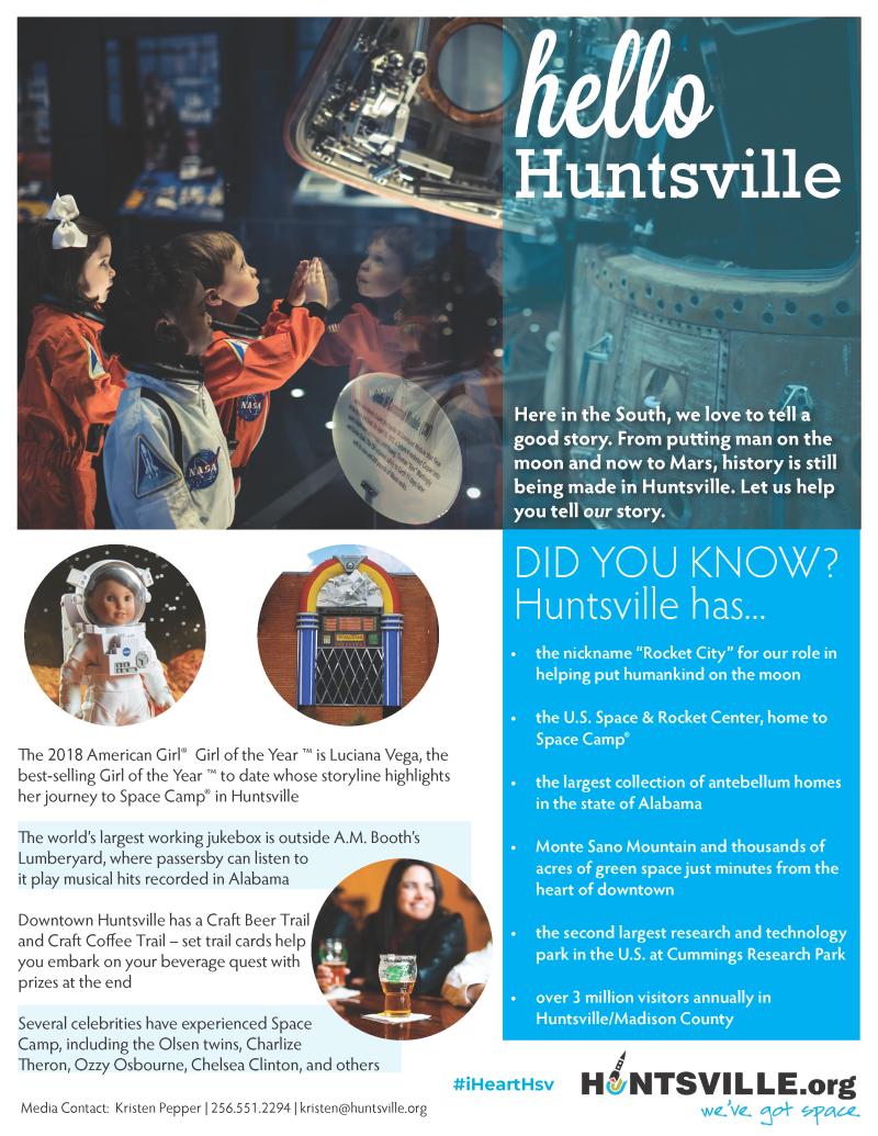 Huntsville Trivia- Page 1