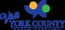 Visit York County logo - color transparent