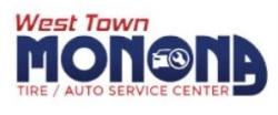 West Town Monona logo