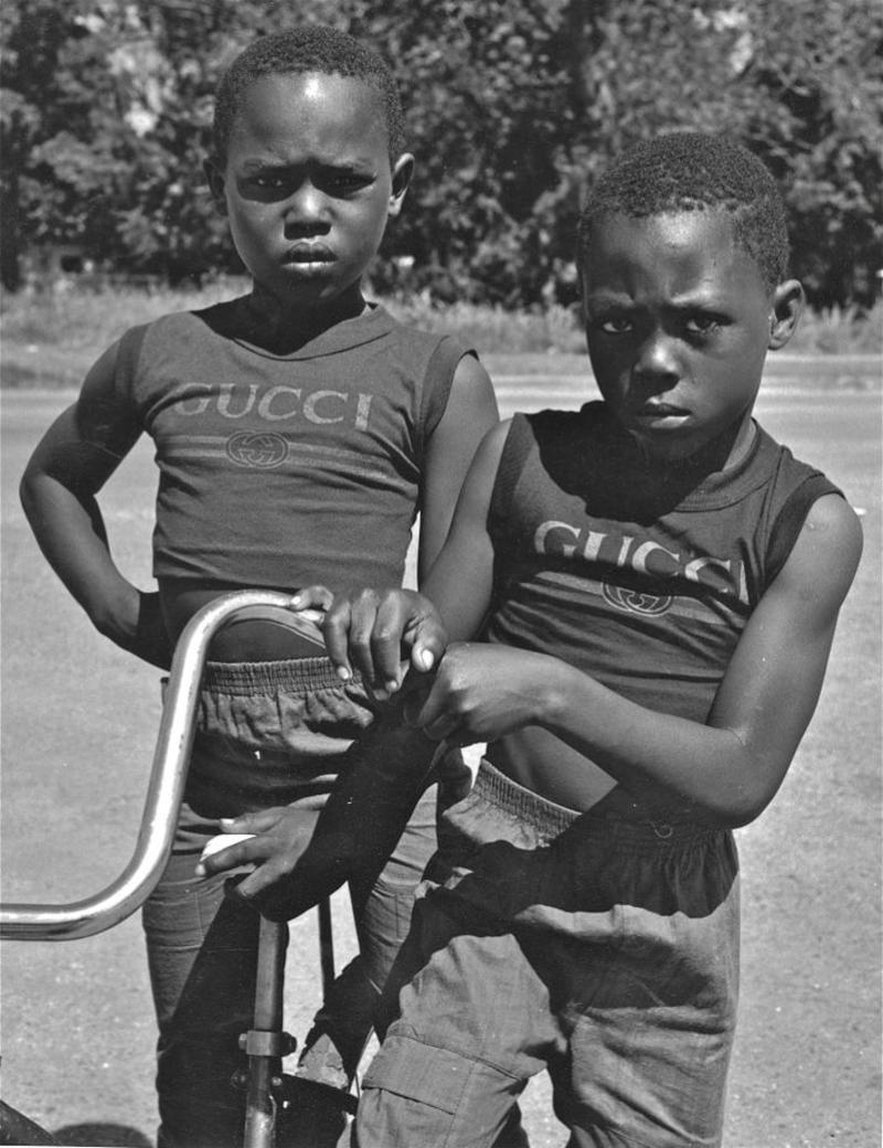 Gucci Brothers by Earlie Hudnall