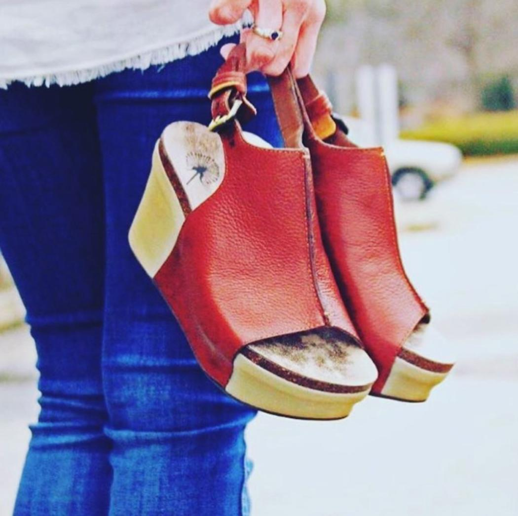 Madd Style Sandle Wedges