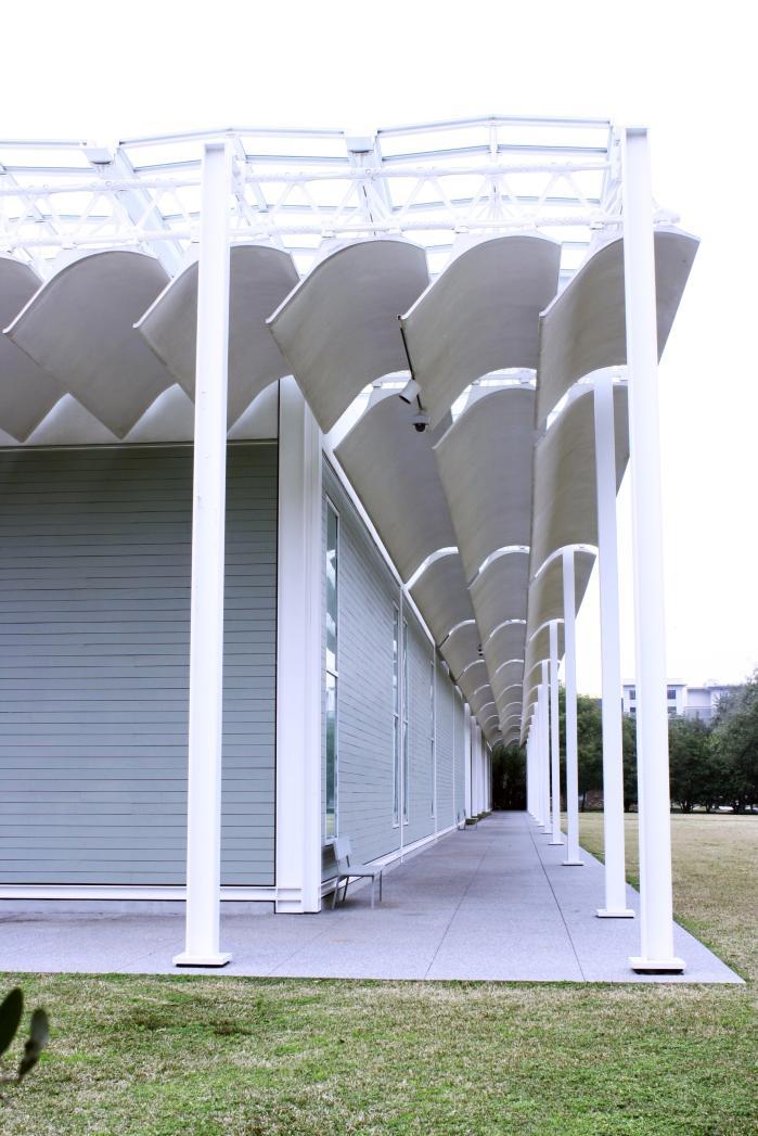 Houston Sobre Ruedas - Menil Collection