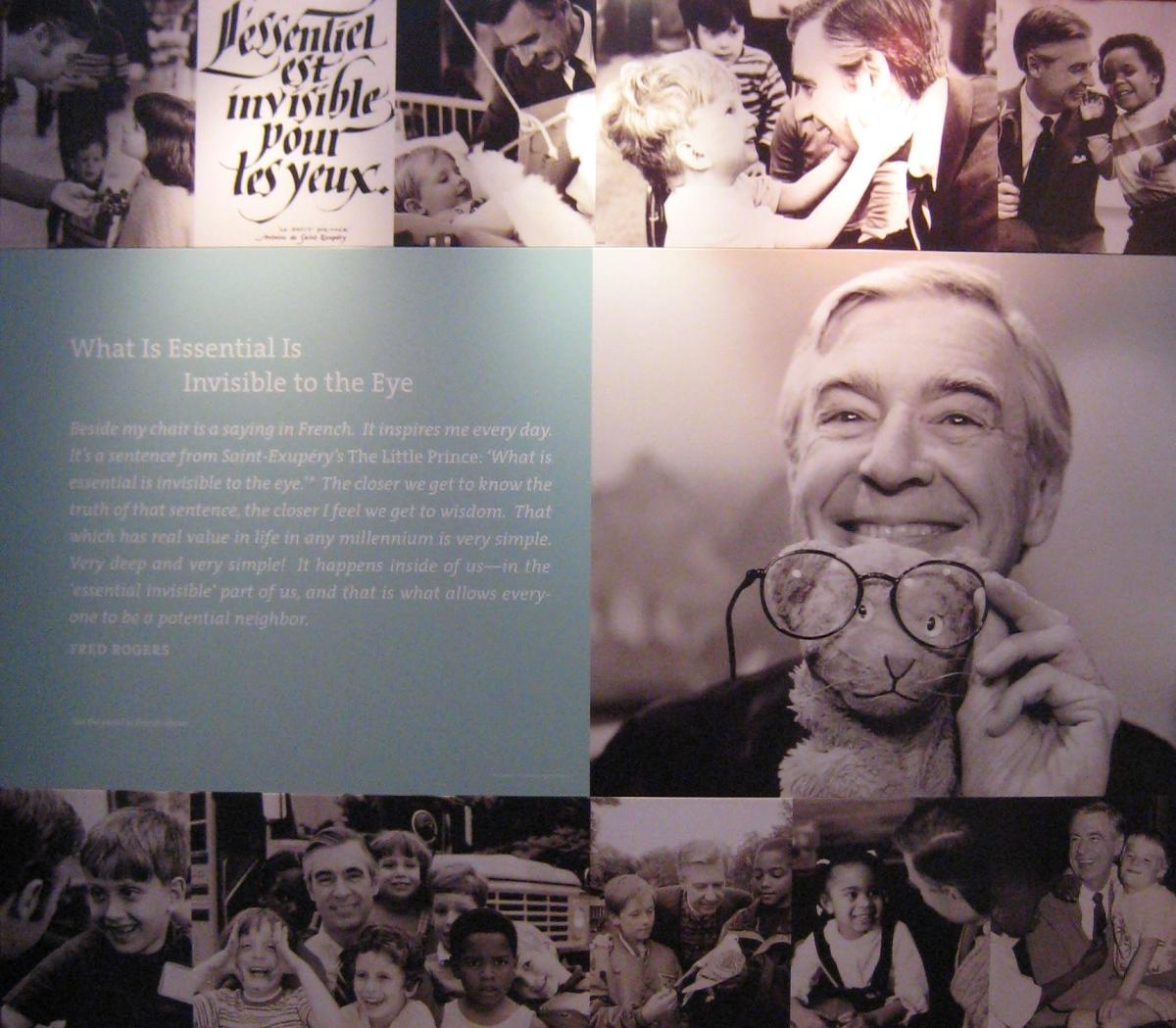 Celebrating 50 Years Of Mister Rogers Neighborhood