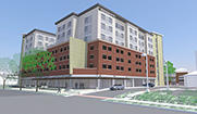 Rendering of Hyatt Place