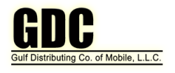 GDC Distributing Logo