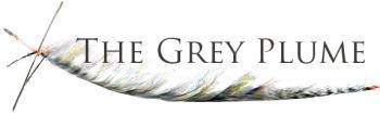 The Grey Plume logo