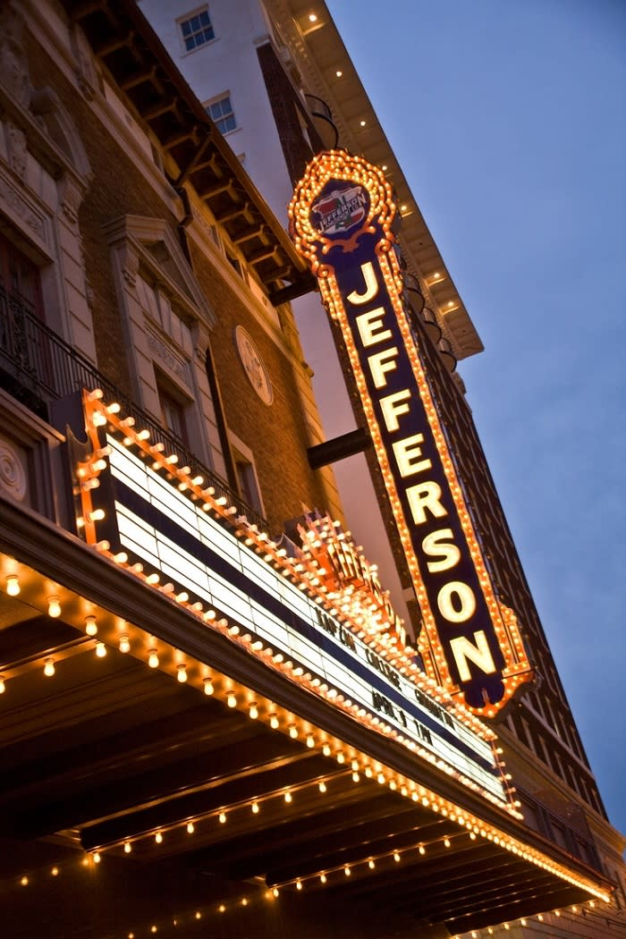 Jefferson Theatre, Beaumont