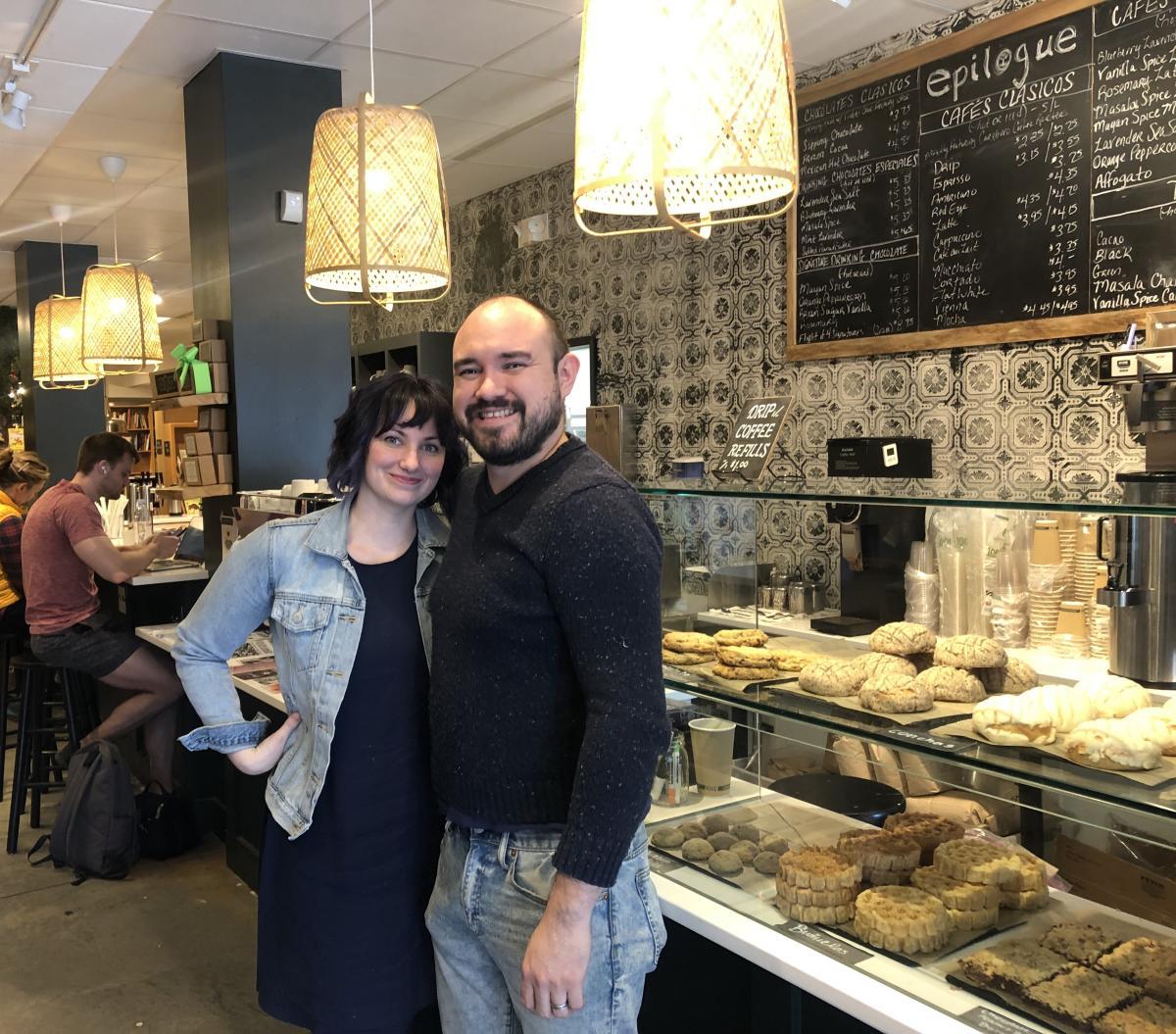 Epilogue Coffee Owners The Sanchezes