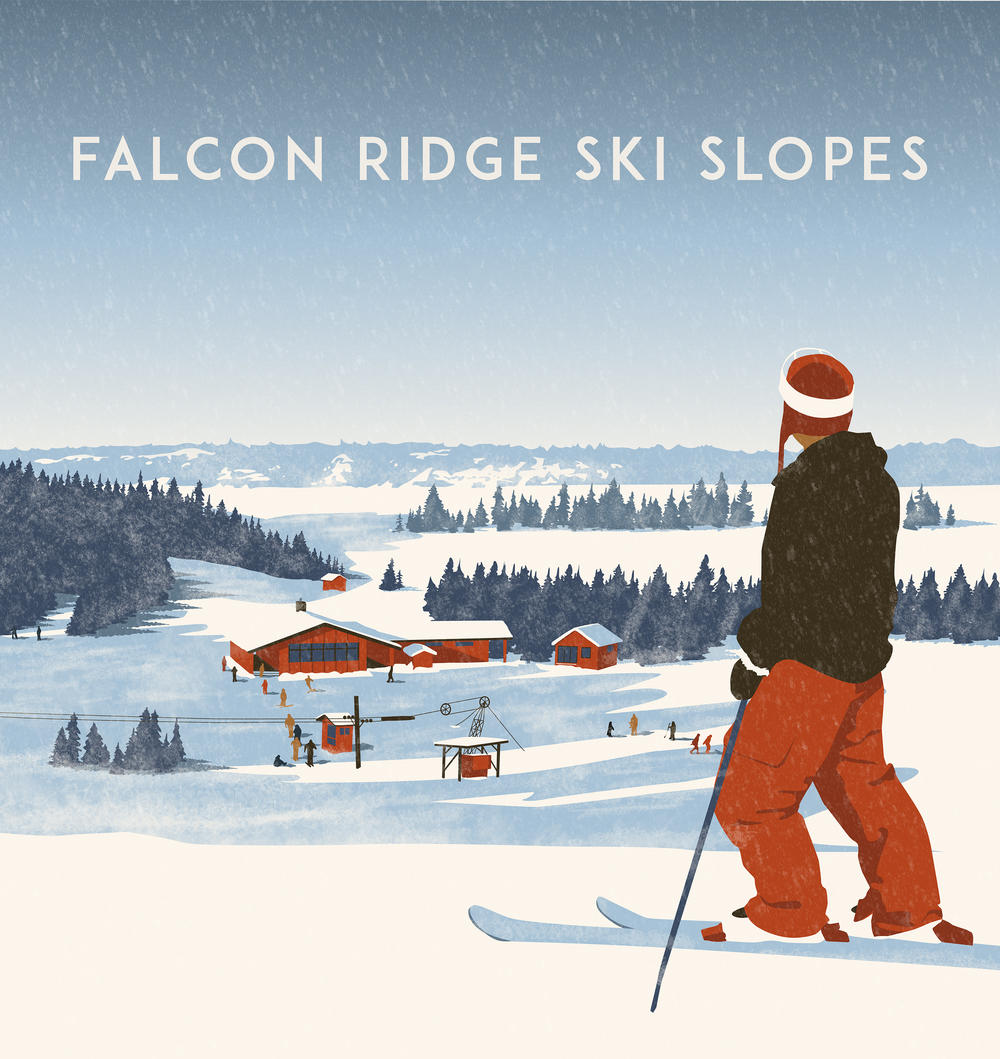 Falcon Ridge Ski Slopes