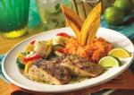 Seattle Southside Itinerary Bahama Breeze Grilled Fresh Fish