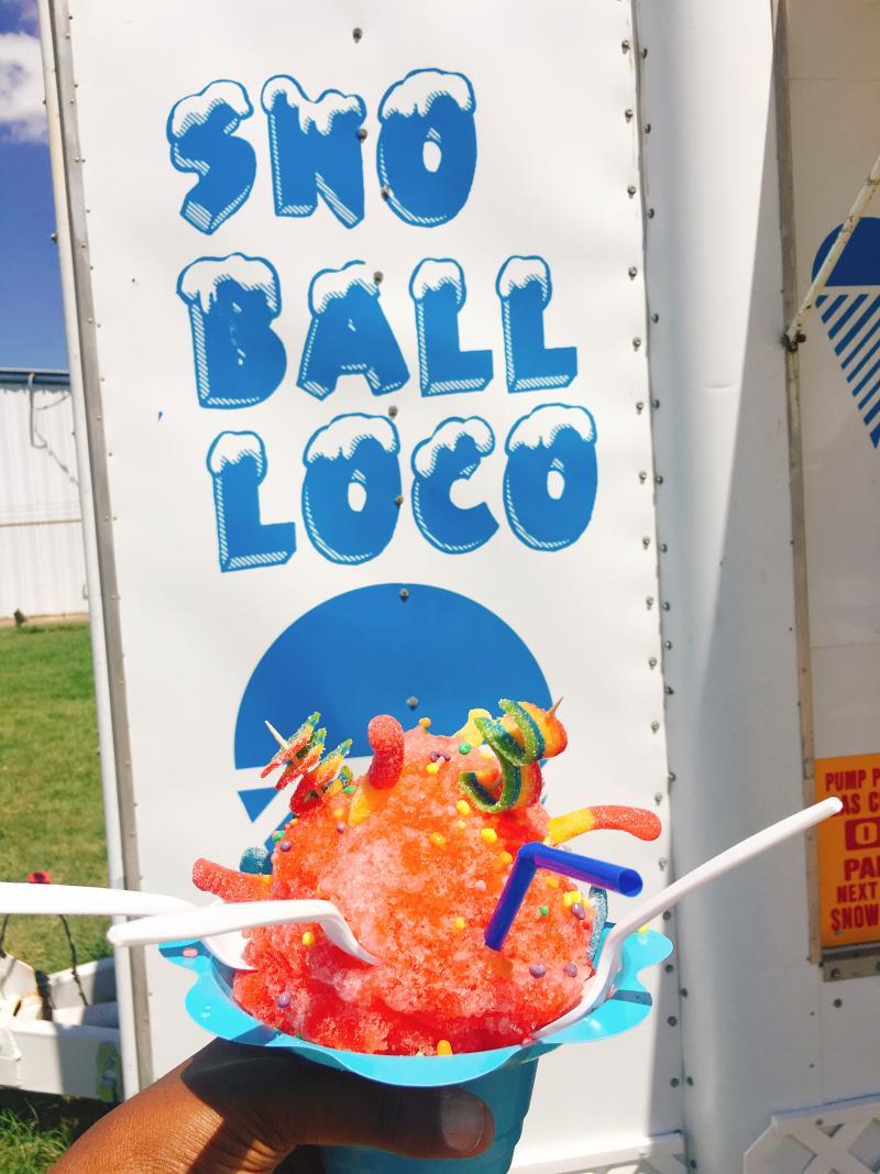 Snoball Loco