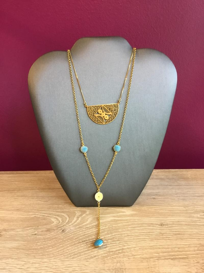 Olmox Necklace
